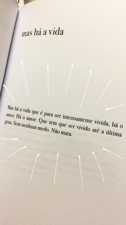 Pin De Ana Clara Em Poetico Frases Motivacionais Frases Tamblr
