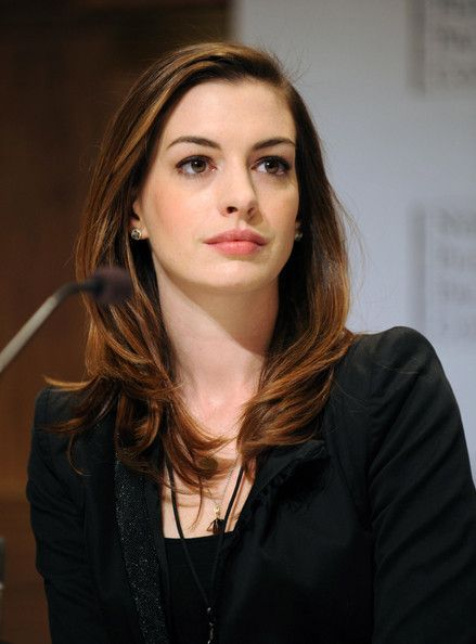 Anne Hathaway Photo - Nobel Peace Prize Concert - Press Conference