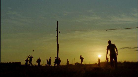 """Escena rodada en Mali de la película """"Diamantes negros"""" de Miguel Alcantud"""