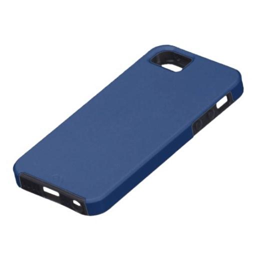 Cobalt iPhone 5 Cases