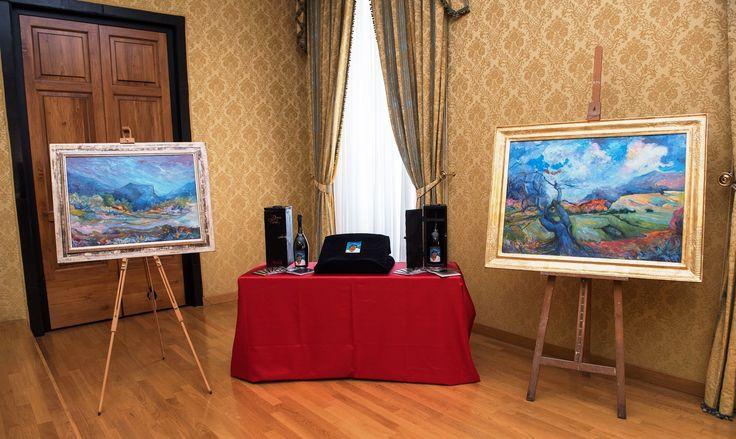 PAOLO SALVATI - Mostra Personale a Palazzo Valentini.