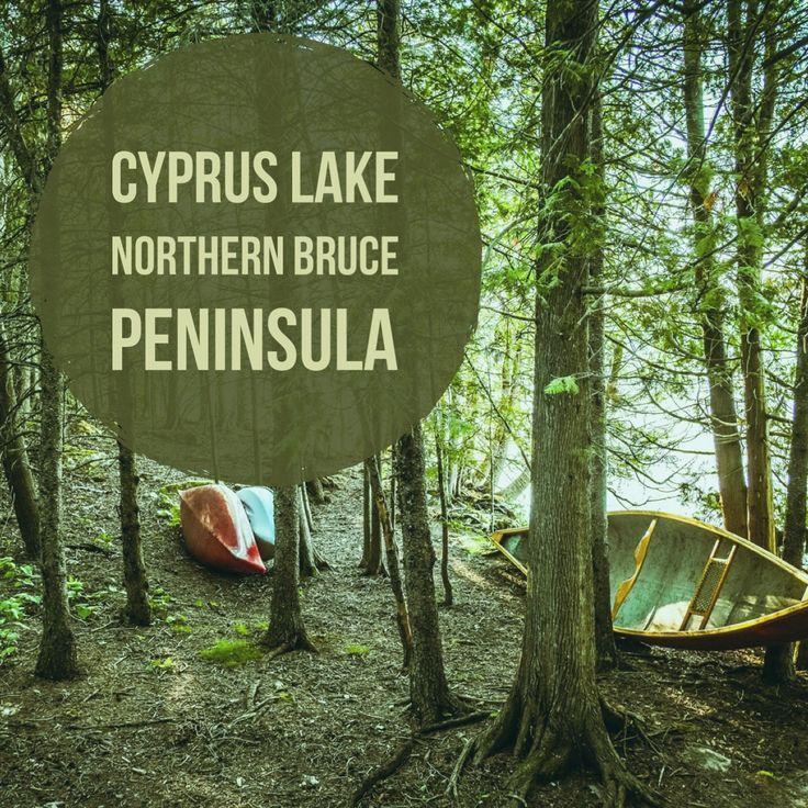 Cyprus Lake, Northern Bruce Peninsula, Ontario  http://www.tysonwilliams.com/journal/2016/3/9/cyprus-lake-northern-bruce-peninsula-ontario