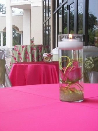 floating candles centerpieces ideas for weddings - Google Search