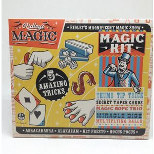 Magic Kit - 5 Amazing Tricks
