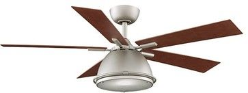 """Fanimation Breckenfield 52"""" Transitional Ceiling Fan X-NS1597PF transitional-ceiling-fans"""