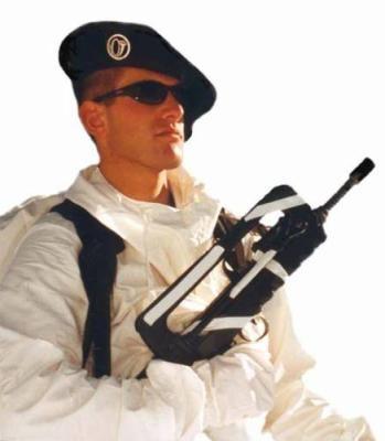 CHASSEUR ALPIN -  tenue Solférino (voir site) http://legionnapheonix.skyrock.com/