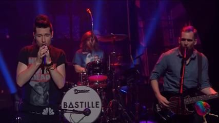 bastille bad blood cd 2
