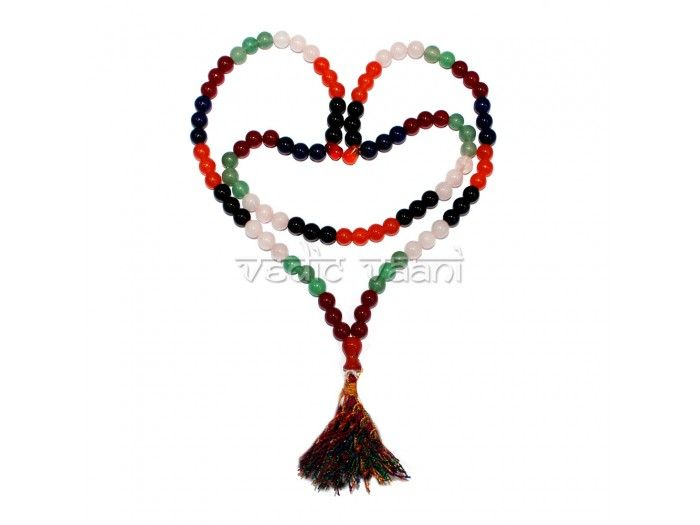 VedicVaani.com | Colourful Tasbih Mala online from the best online store fromm India to USA/UK/Europe.