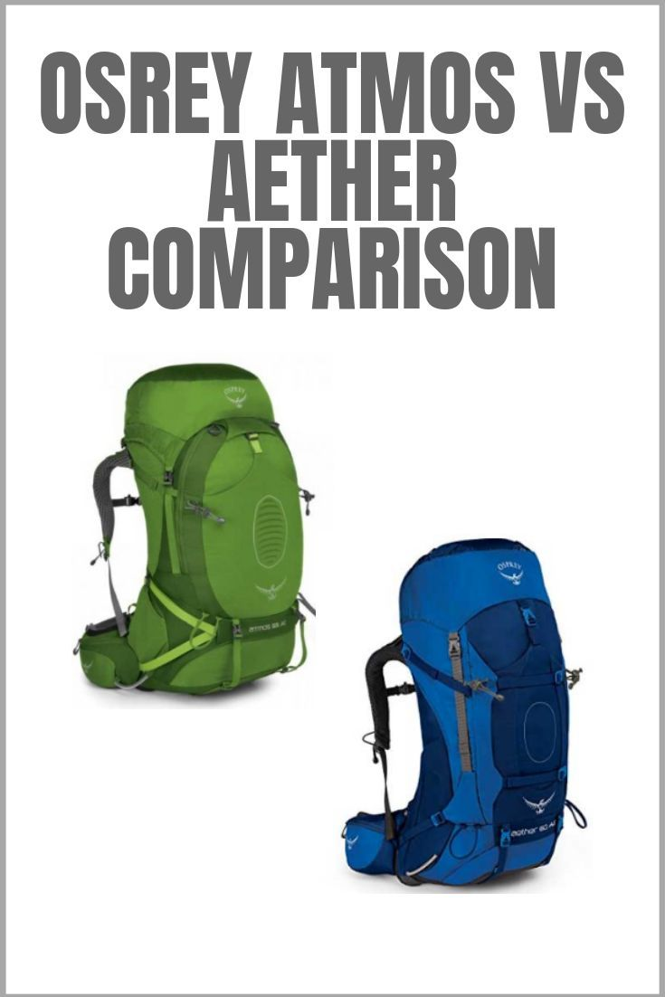 04b4107a2f17 The Aether and Atmos are two highly awarded backpacking packs from ...