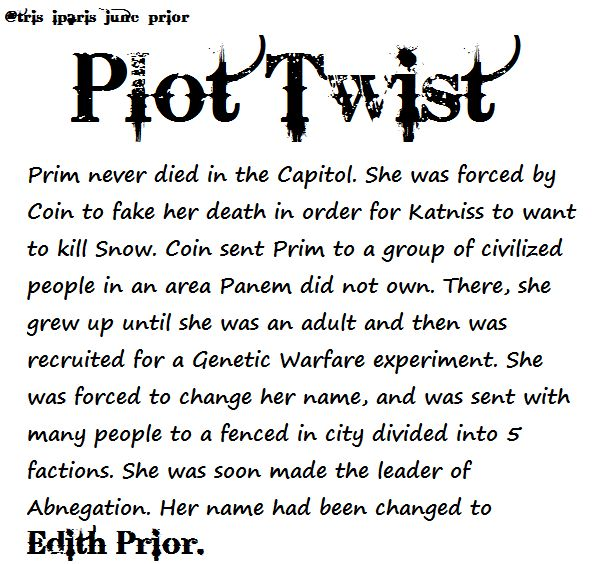 Hunger Games Plot Twist. There's only one thing I can say to this, fuuuuuuuuuuuuuuckasdfghjklloveit!