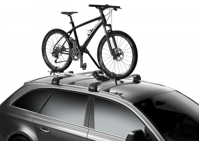How Many Thule 591 On Roof