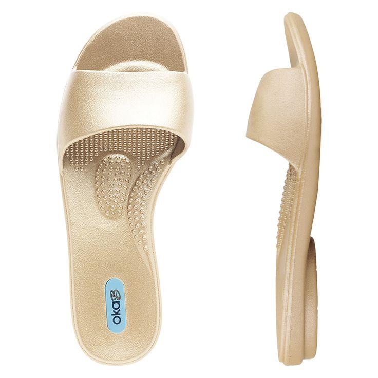 Grace slide - the original Spa essential footwear
