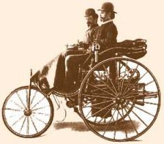 День рождения автомобиля - Карл Бенц получил патент на свой первый автомобиль