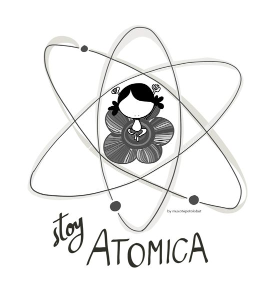 Txiripitufleútica. Energética. Estratosférica. Electromagnética. Hoy estoy atómica. Eeeeegunon mundo!!!