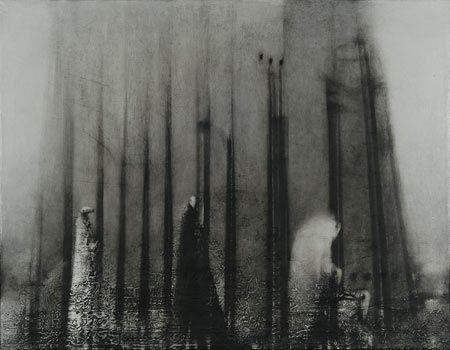 """""""Migratories Muuttolintuja Timo Sälekiviacrylic 2006"""""""