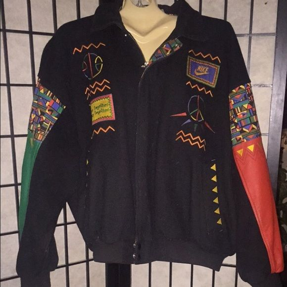 "Vintage Nike Jacket Nike Jacket produced by Spike Lee & Nike. ""1990"" as seen in Fresh Prince of Bel Air. Perfect Condition Nike Jackets & Coats"