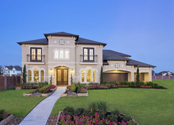 Perry Homes Cypress Creek Lakes