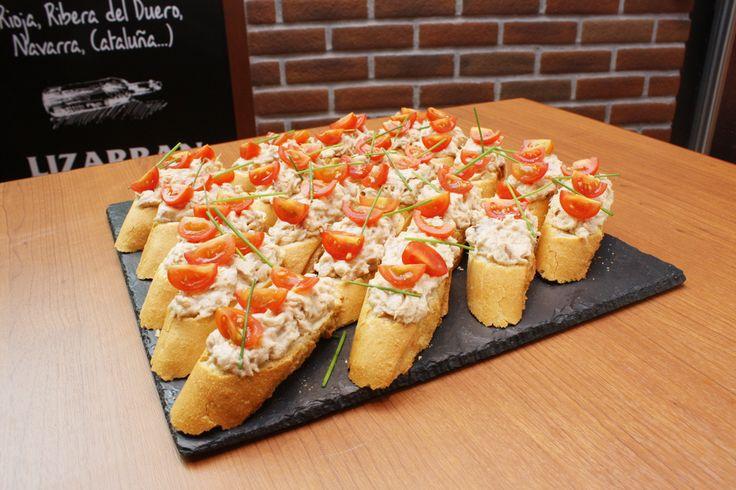 リザラン赤坂見附店のピンチョス!#Pinchos #Lizarran スペイン料理