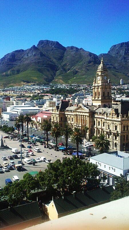 City Center, Cape Town