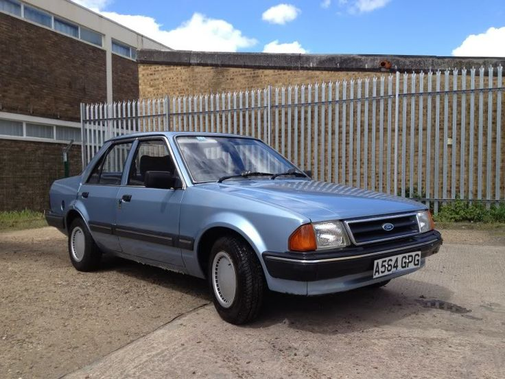 Ford Orion 1.6 GL 1984
