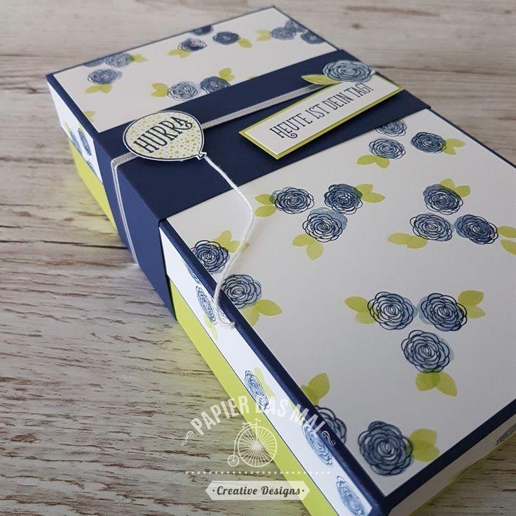 Stampin' UP! Box mit Alles Liebe - Geburtstagskind! | Stampin Up Blog