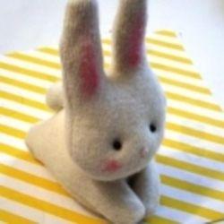 洗濯ばさみ・デ・ウサギの作り方 ソーイング 編み物・手芸・ソーイング アトリエ