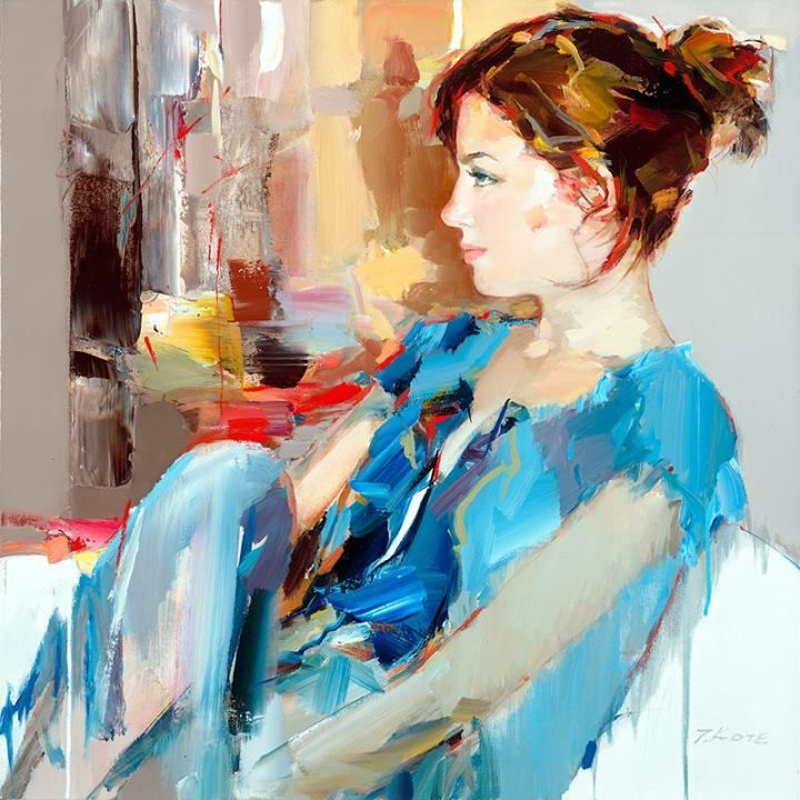 ''Nostalgia'' by Josef Kote/ The Best Art of 2013  Urban -Muse
