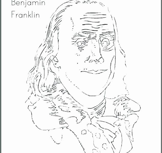 28 Benjamin Franklin Coloring Page In 2020 Coloring Pages Bear