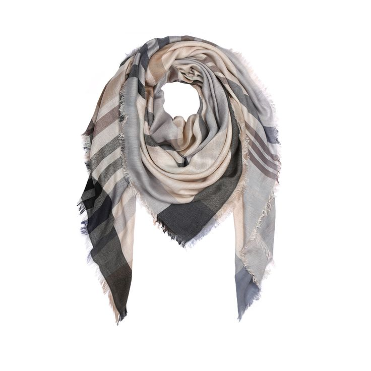SS16 The Way Of the Wind cotton-wool scarf