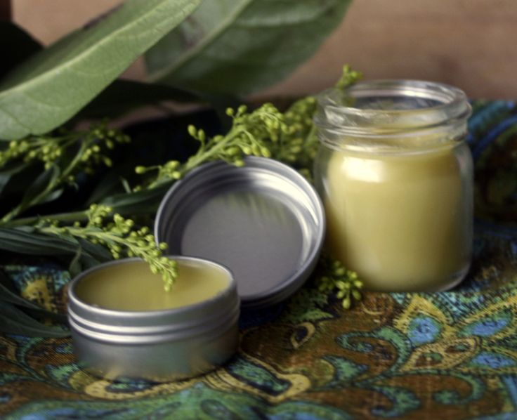 A DIY calming and cooling balm for headaches using topical magnesium, castor oil and  essential oils.