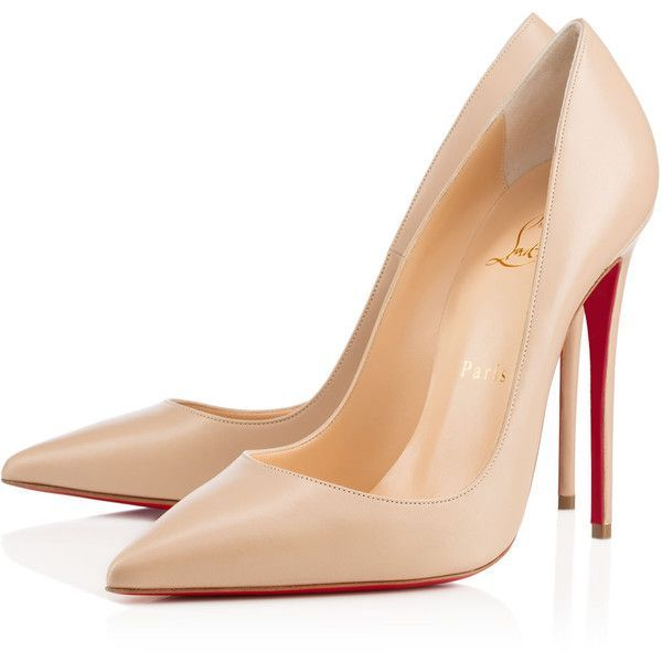 68f32956549e Christian Louboutin So Kate Lea N°1 ( 675) ❤ liked on Polyvore featuring  shoes