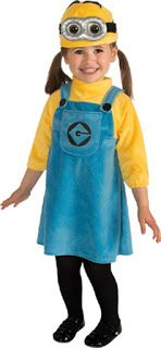 Costume Ideas for Women: Despicable Me: Minions Costumes for Women and Girls