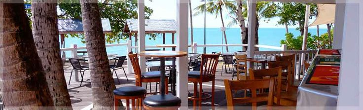 Enjoying spectacular views of the Coral Sea and Great Barrier Reef, L'Unico's stunning location on the Esplanade at Trinity Beach just 17km north of Cairns, is one of the many reasons our guests keep coming back.#lunch #dinner #TrinityBeach