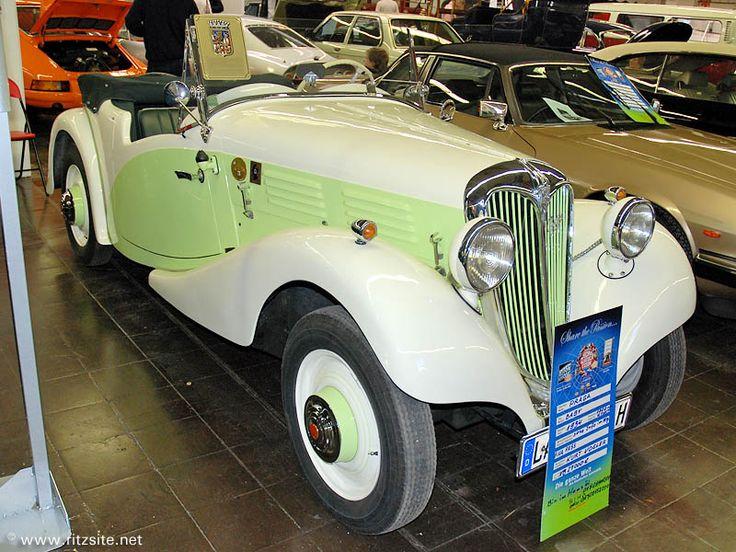 Praga_Baby_cabriolet_1934