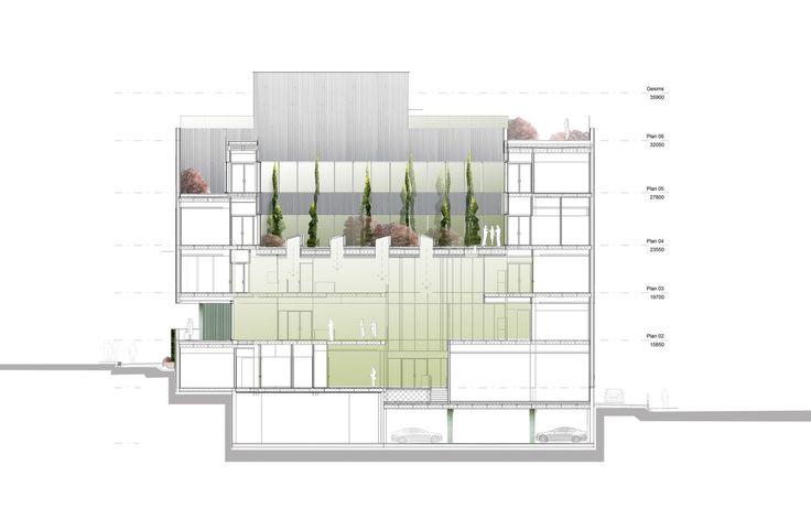 Galería de Hospital Psiquiátrico Kronstad / Origo Arkitektgruppe - 25