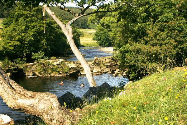 Best Wild Swimming Adventures in the Yorkshire Dales | Wild Swimming…