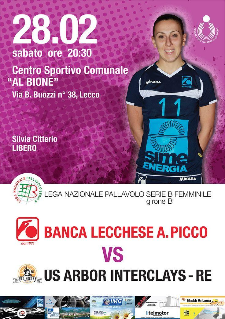 Volley serie B2f: Picco stasera al Bione in palio altri punti salvezza - Basket e Volley in rete