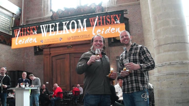 Whisky in Leiden, 16 April 2016