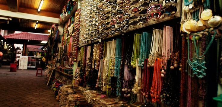 Creativity at reasonable prices, these souvenirs call for bargaining skills and break any language barrier.