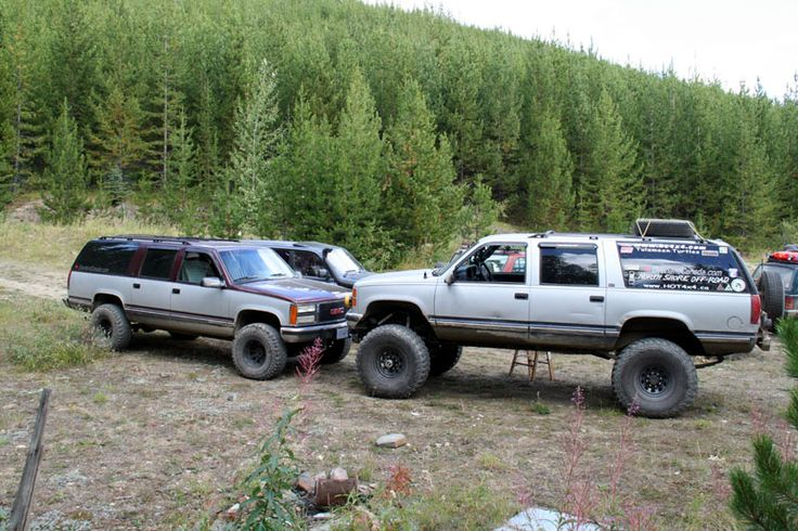 '93 Suburban - Chillin' Out! - Page 4 - Expedition Portal ...