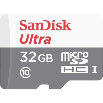 Buy SanDisk Ultra MicroSDHC Card Class 10 32GB SDSQUNB-032G online at Lazada. Discount prices and promotional sale on all. Free Shipping.