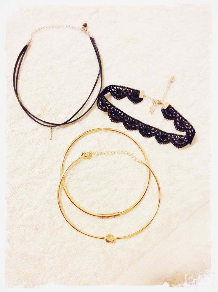 """Trend Alert: Chocker Necklace Madness"" – thatgirlArlene"
