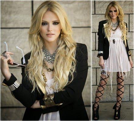 Uma amiga chamada moda : Isabelle Drumond