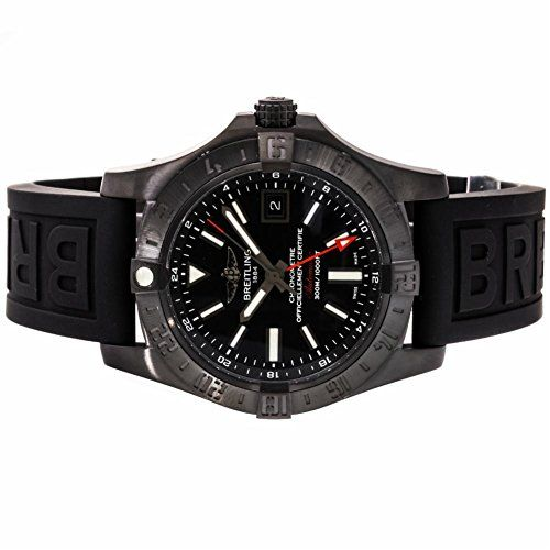 awesome Breitling Avenger II automatic-self-wind mens Watch M3239010/BF04 (Certified Pre-owned)