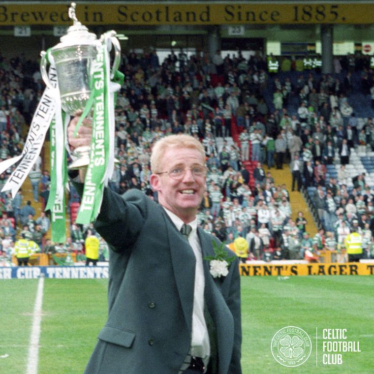Tommy Burns - July 1994 - May 1997