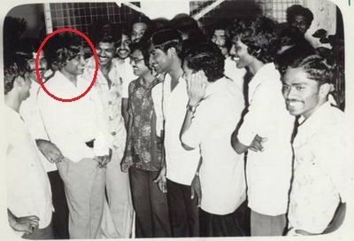 "A Rare Photo Of APJ Abdul Kalam From His College Days #history #historypics #images #pictures #APJAbdulKalam  Avul Pakir Jainulabdeen ""A. P. J."" Abdul Kalam (15 October 1931 – 27 July 2015) was the 11th President of India from 2002 to 2007. A career scientist turned politician, Kalam was born and raised in Rameswaram, Tamil Nadu, and studied physics and aerospace engineering."