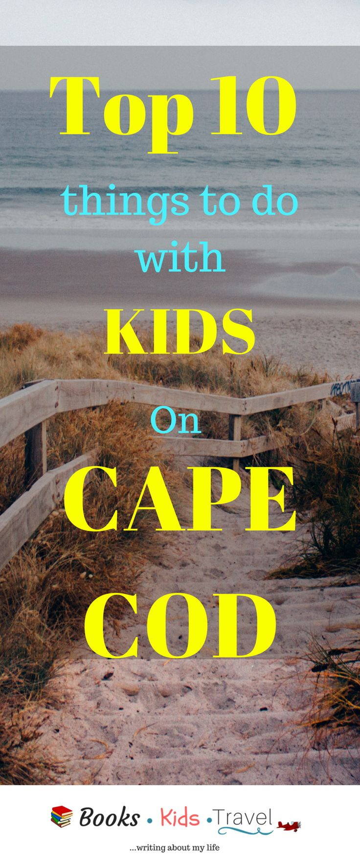 Top 10 things to do with Kids on Cape Cod this Summer! Cape Cod is a very family friendly destination. Here are my favorite places to take the kids on Cape Cod! via @bookskidstravel