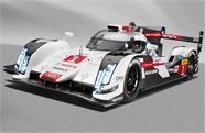 2014 Audi R18 e-tron quattro n.1 2nd LM P1-H Le Mans Model Car in 1:18 Scal