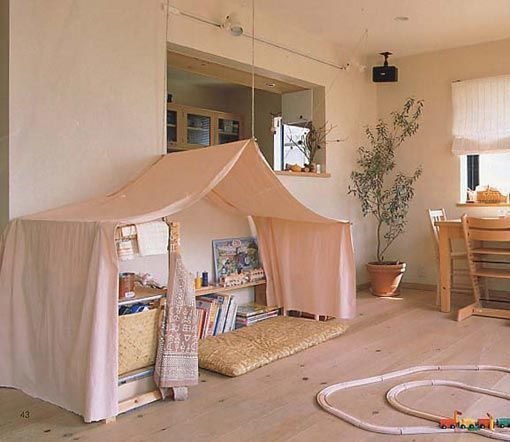 Small Space Kid's Playroom Ideas You Need to Check Out
