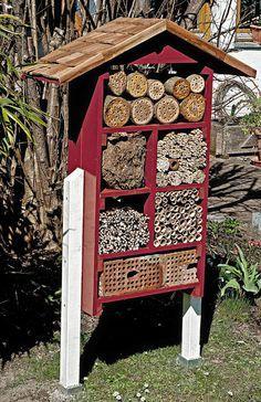 1000 ideen zu insektenhotel bauen auf pinterest nisthilfen naturmaterialien und zaunk nig. Black Bedroom Furniture Sets. Home Design Ideas